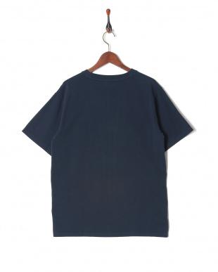 NAVY 30//-MVS パッチワークTシャツを見る
