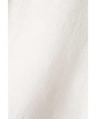 ホワイト Hermaphrodite 4モチーフジャカードワンピース アナディスを見る