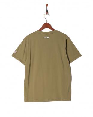 olive オリジナル ハートロゴクルーネック 半袖Tシャツを見る