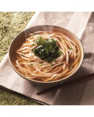 『しみじみ美味い日本の味 』 わかめうどん 2袋を見る