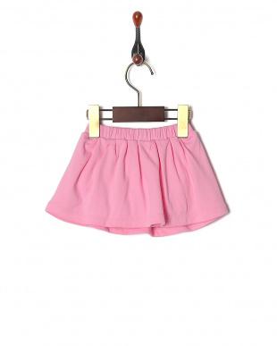 ピンク Hazy rose pt skirt w/diaperを見る