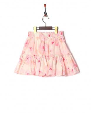 ピンク 輸入 Desert Rose Skirtを見る