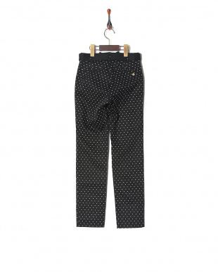 クロ stretch twill lexington dot pantを見る