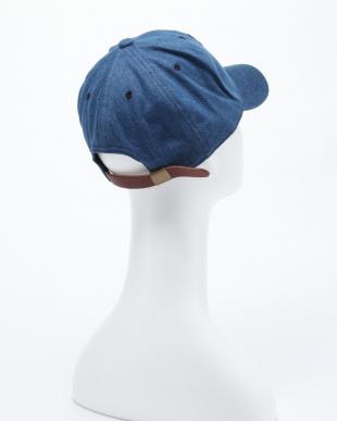 ブルー S LOGO DENIM CLASSIC BB CAP (Sロゴデニムクラシックベースボールキャップ)を見る