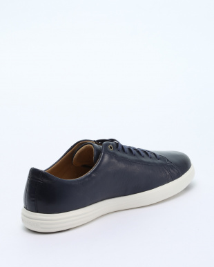 NAVY LEATHER BRNSH GRAND CROSSCOURT II:NAVY LEATHER BRNSHを見る