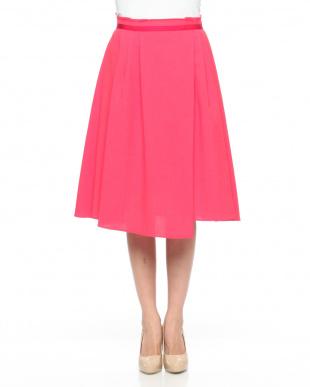 ピンク オクシージュエルスカートを見る