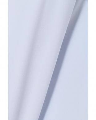 ブルー8 [ウォッシャブル]ランバートデシンシャツブラウス NATURAL BEAUTYを見る