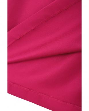 ピンク イレギュラーヘムポンチスカート TOKYOSTYLIST THEONE EDITIONorgを見る
