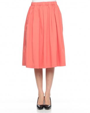 ORANGE  ギャザースカートを見る