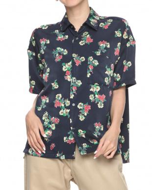 NAVY  ワイドシャツを見る