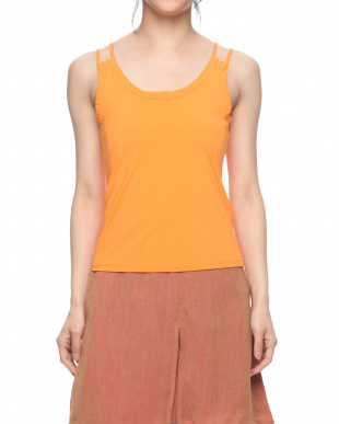 orange 1704 STRAPPY TANK TOP/JERSEY LOMELLINAを見る
