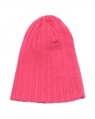 pink RRR-17SL-002  c cashmere beanieを見る