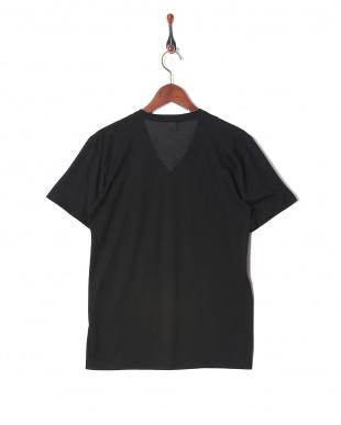ブラック 接触冷感 吸水速乾 抗菌防臭 アイスデオ Vネックシャツを見る