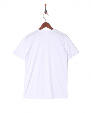 ホワイト 接触冷感 吸水速乾 抗菌防臭 アイスデオ Vネックシャツを見る