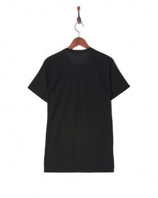ブラック  吸水速乾 抗菌防臭 涼感メッシュ クルーネックシャツを見る