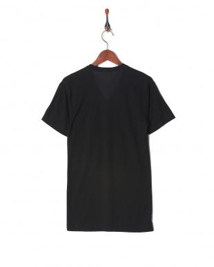 ブラック VネックTシャツ 吸水速乾 抗菌防臭 部屋干し対応 2点セットを見る