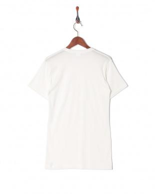 ホワイト 吸水速乾 メッシュ ウルトラドライ クルーネックシャツを見る