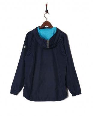 MIDNIGHT NAVY /  / UA 9 Strong Woven FZ Jacketを見る