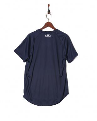MIDNIGHT NAVY / / UA Big Logo Baseball Shirtを見る
