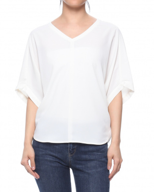 110 2Way Dolman Blouseを見る