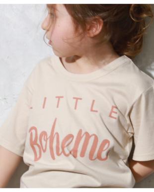 BEIGE-3 プリント半袖ショートスリーブTシャツを見る