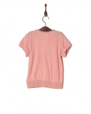2 女ハートモチーフTシャツを見る