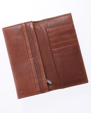 ブラウン 長財布を見る