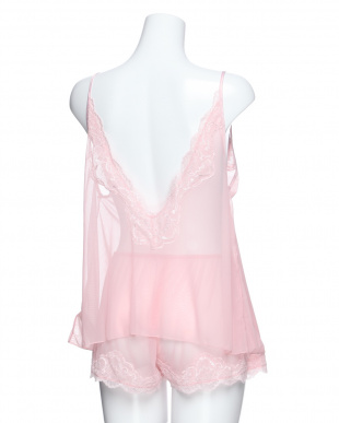 PINK  LUMIERE LACE セットアップを見る