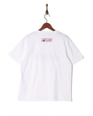 ホワイト MAKANI TシャツSSを見る