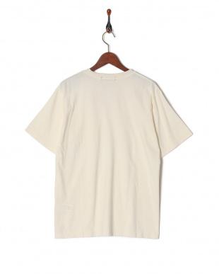 ホワイト オーバーダイポケットTシャツ SSを見る