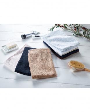 アイボリー 細番手高級糸「コーマ綿」 フェイスタオル 10枚セットを見る