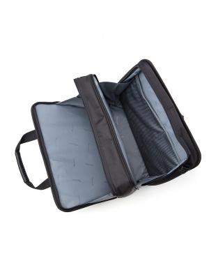 ブラック Large Front Pocket Brief ビジネス ブリーフケースを見る