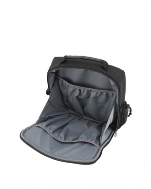 ブラック AVENGER PF1841B Rectangle Back Pack BKを見る
