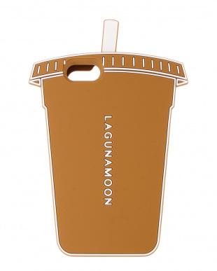 ブラウン iPhoneケース7 【CUP】 LAGUNAMOONを見る
