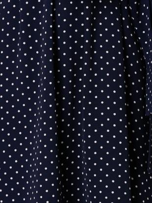 ベージュ 袖刺繍ベルト付ワンピース MERCURYDUOを見る