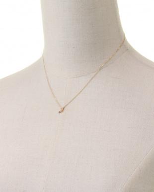 イエローゴールド ネックレスを見る