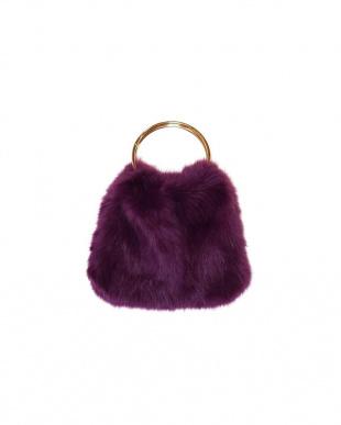パープル Acme Fur Bagを見る