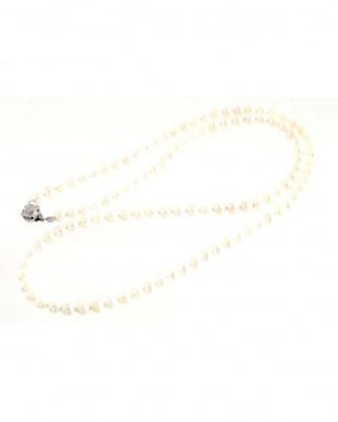 あこや本真珠 6.5~7.5mm ロングネックレス 80cmを見る