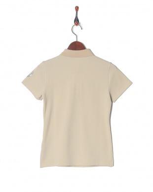 ベージュ 半袖シャツを見る