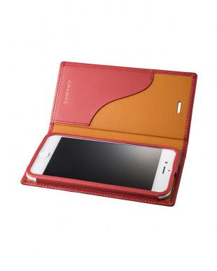 レッド Full Leather Case for iPhone 7Plus/8Plusを見る