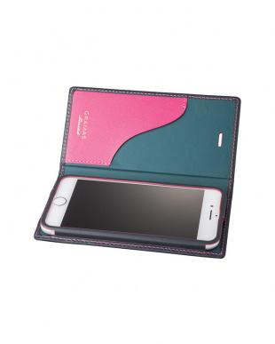 ネイビー&ピンク Full Leather Case Limited for iPhone 7Plus/8Plusを見る