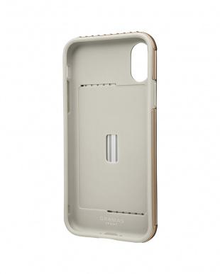 ゴールド Rib Hybrid case for iPhone X/XSを見る