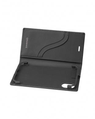 ブラック Full Leather Case for iPhone X/XSを見る