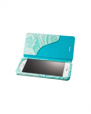 ブルー Mab Flap Leather Case for iPhone 7/8を見る