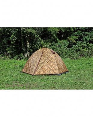 カモフラージュ キャンプアウト ドームテントUV2人用を見る