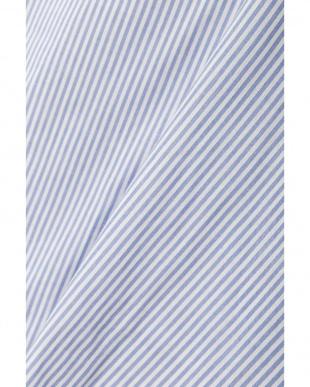 BLUE STRIPE ◆ホリーラッフル刺繍ブラウス ジルスチュアートライセンスを見る