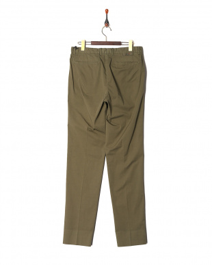 Olive Ice cotton stretched semi-wide tapered fitを見る