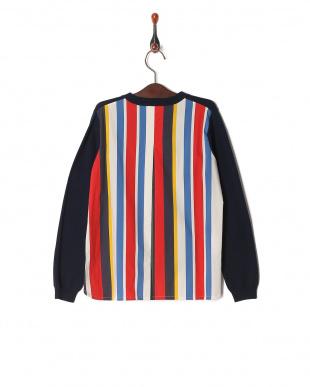 049 NAVY MARNI 子供セーター・ニットを見る