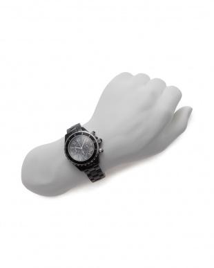 ブラック 腕時計を見る