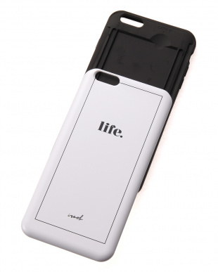 ブルー marble wave カードケース内蔵型iPhoneケースを見る